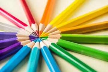 色彩を学びましょう(全5回) @ 飯田市 | 長野県 | 日本